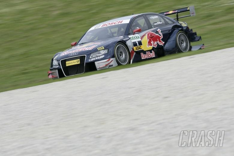Le Mans 2008: Ekstrom wins chaotic race.