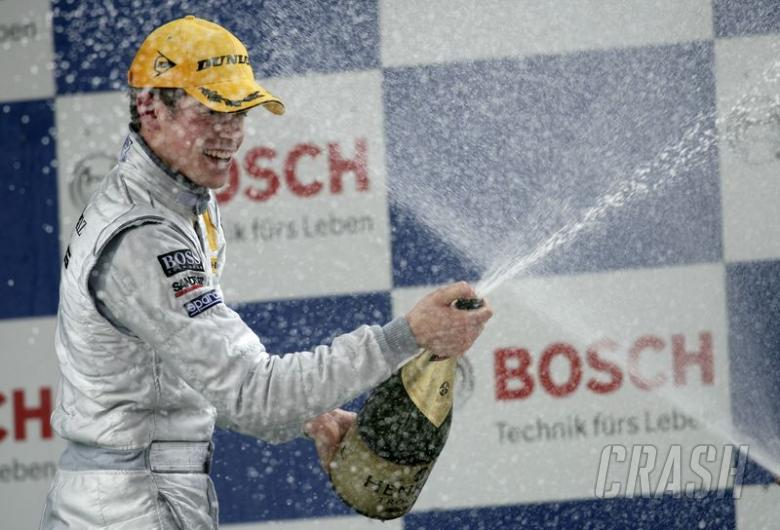 Di Resta 'believes' in DTM title chance.