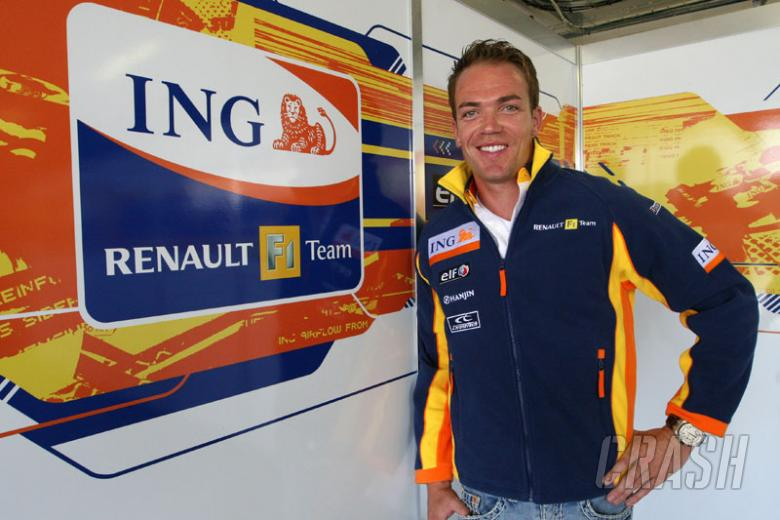 Doornbos gets Renault.