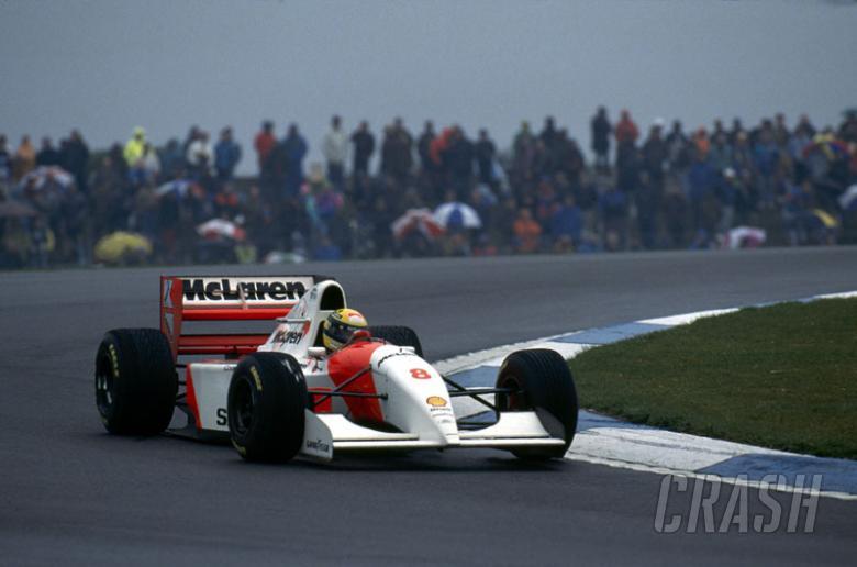 F1 will change Donington image.