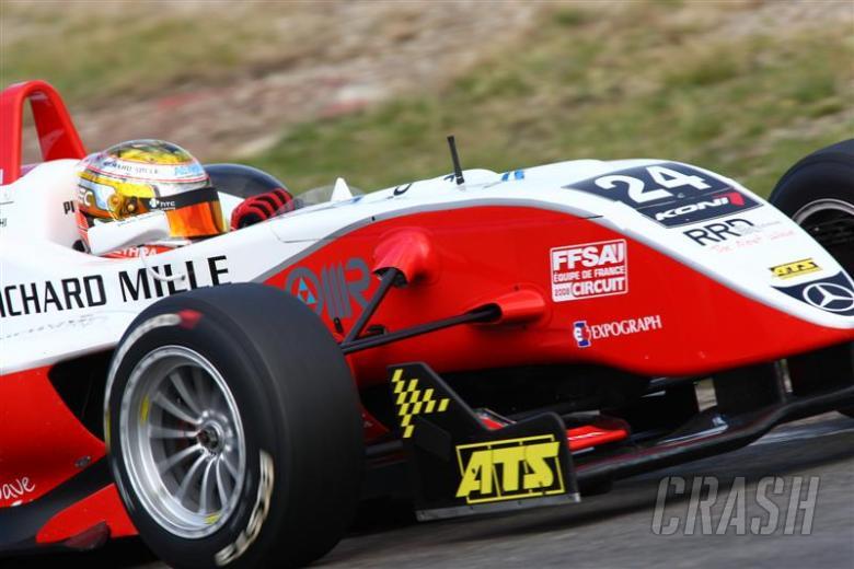 Euro: Bianchi wins, Hulkenberg crowned.
