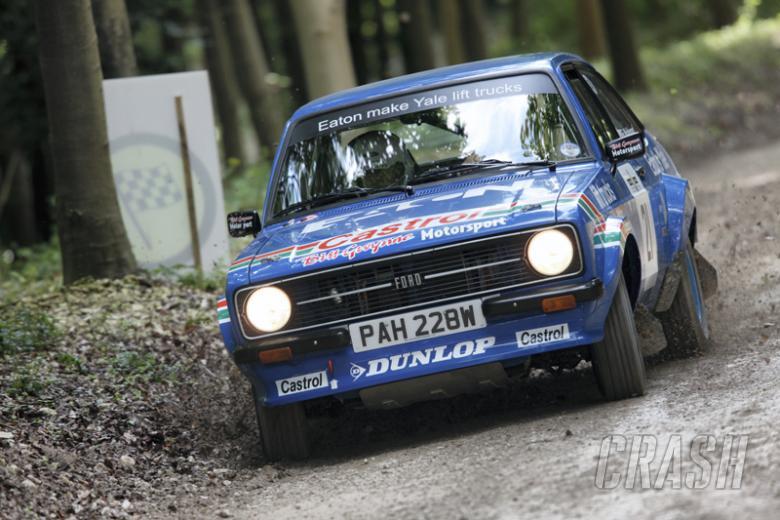 Chatsworth set for special WRC celebration.