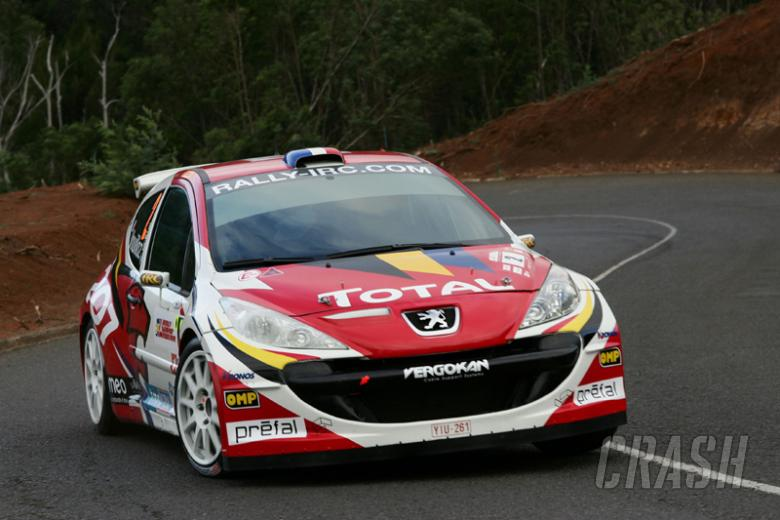IRC: Vouilloz set to clinch crown?
