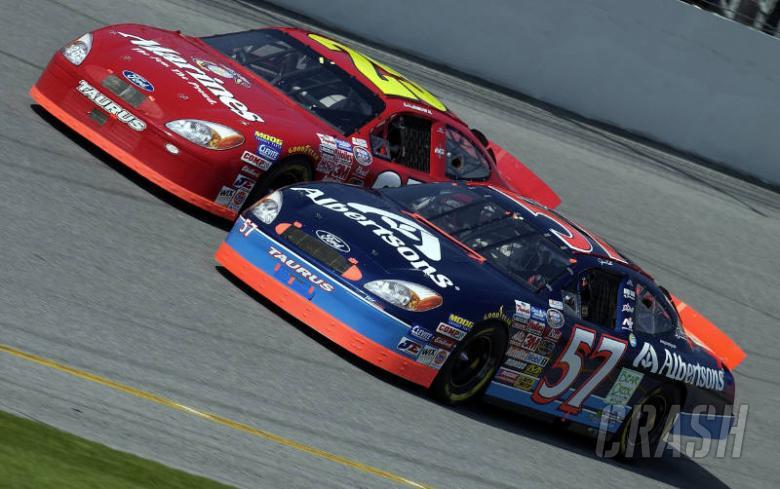 Team Amick plans Busch Series return.
