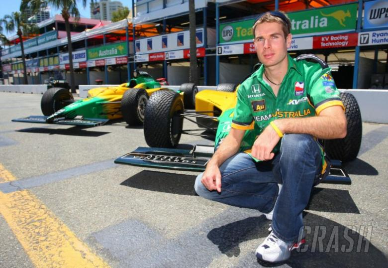 Servia joins Power in green and gold.