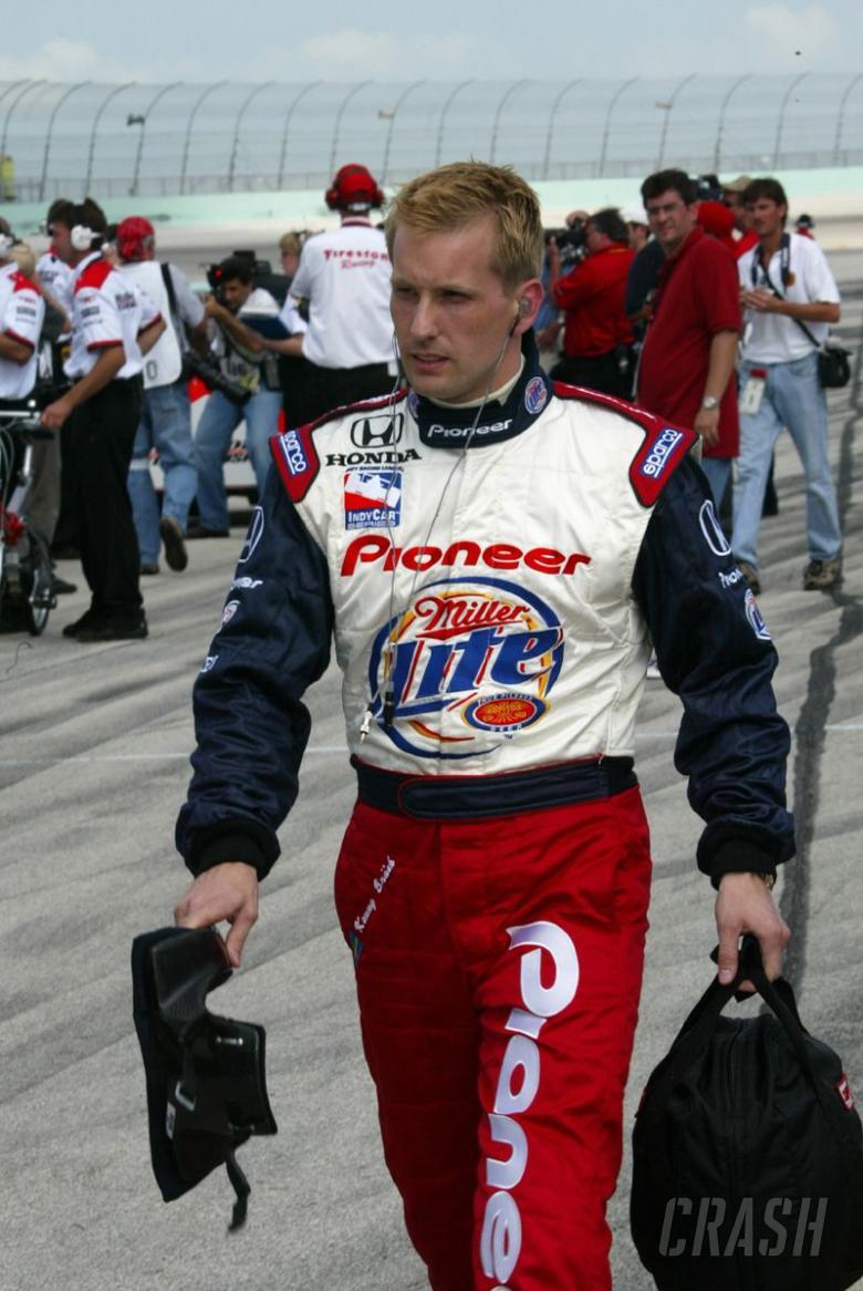 Brack makes racing return.