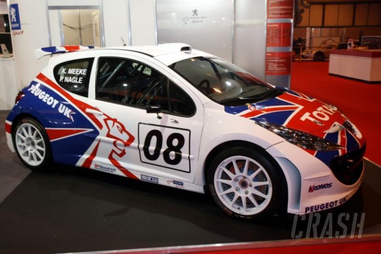 IRC: Kris Meeke - Peugeot: Q&A - EXCLUSIVE.