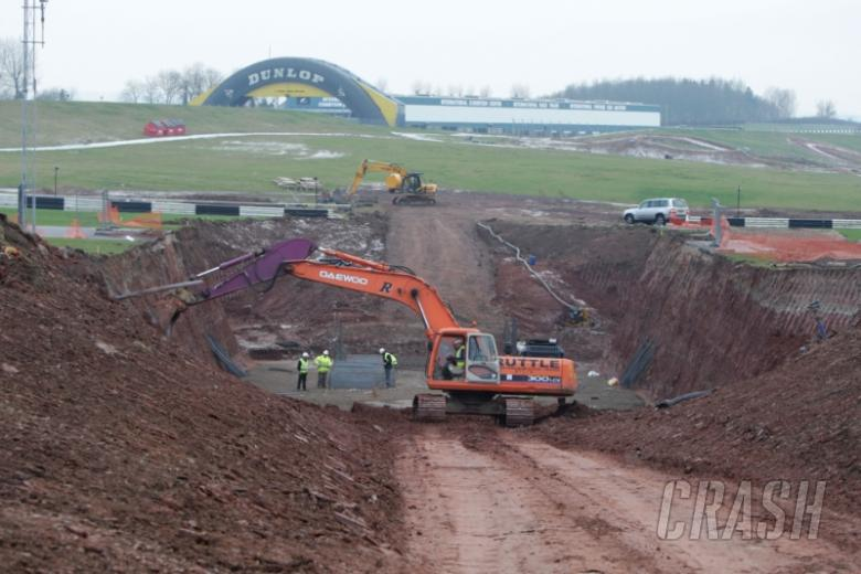 What does the future hold for Donington post-F1?