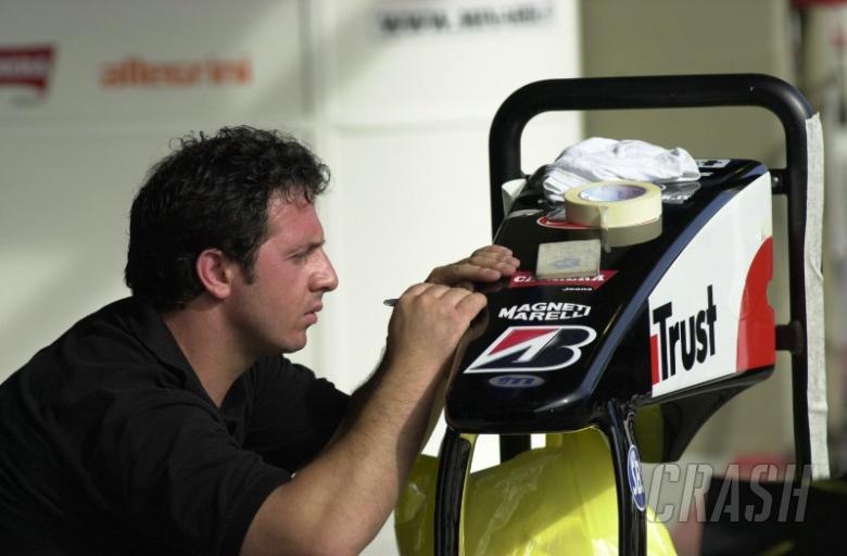 Trust increases Minardi backing.
