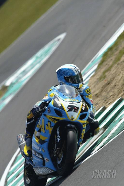 Reynolds looks for repeat performance at Brands.