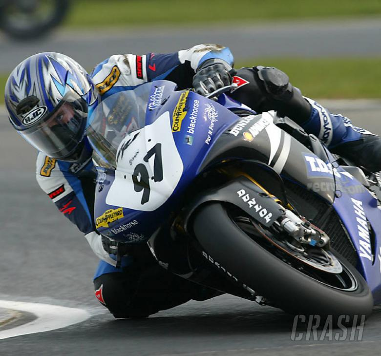 R6 star Clarke gets BSB ride.