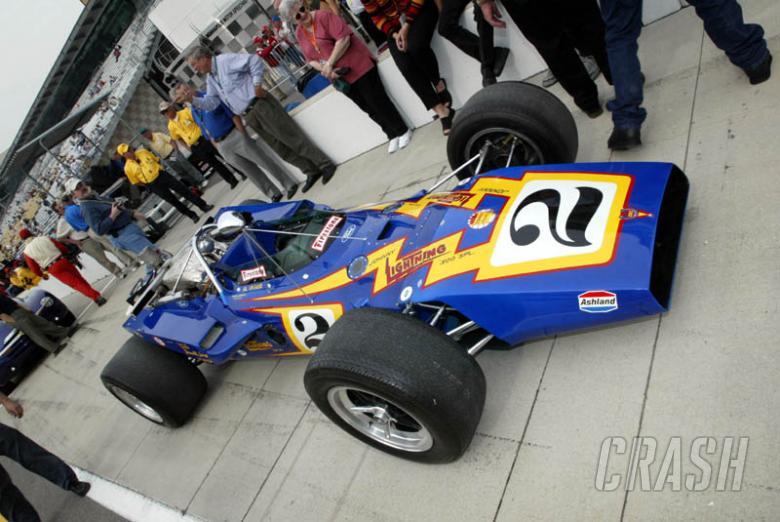 Legends recall last Infineon race.