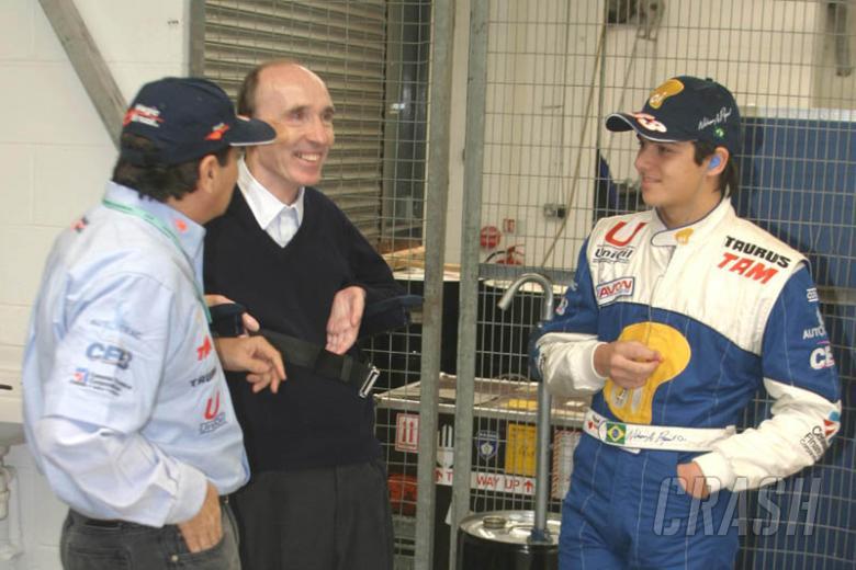 Piquet Jr. sees GP2 success as key to F1.