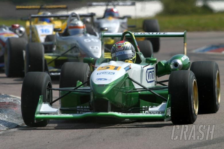Mark Blundell looks to Hungarian GP