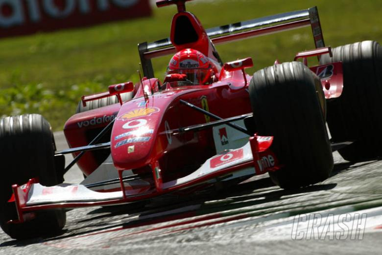 Jerez test - day three: 18 September.