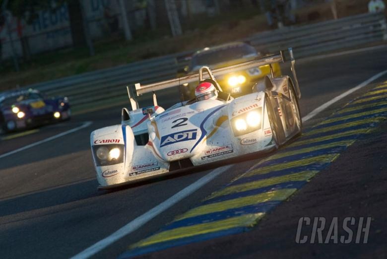Ara holds off Herbert to give Goh Le Mans victory.