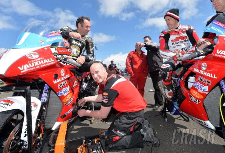 NW200: McWilliams starts from pole in Supertwin class
