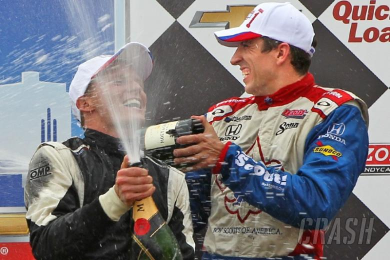 Mike Conway, Dale Coyne Racing - Q&A