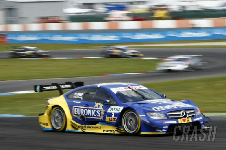 Paffett aiming for DTM title challenge