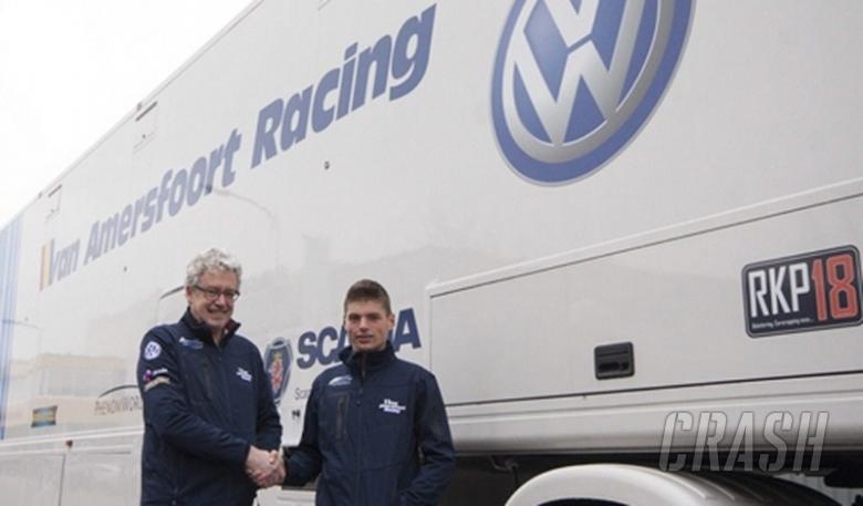 Verstappen son to make European F3 debut