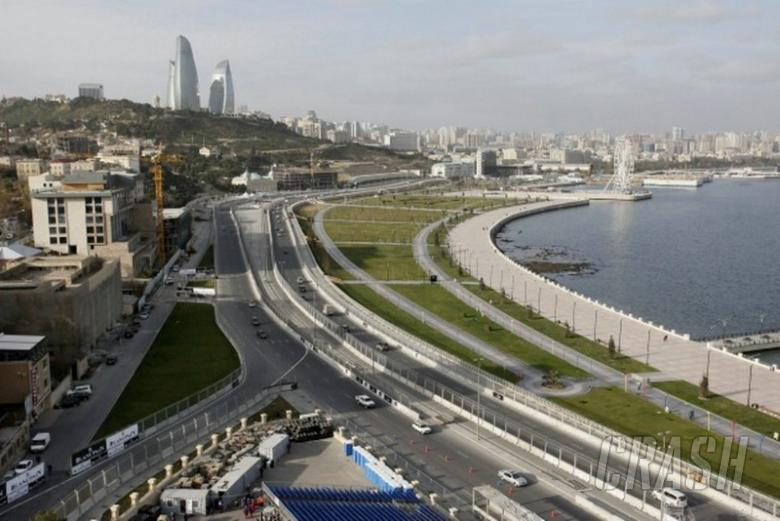 Kate Walker: Baku life, Baku reality