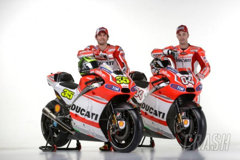 PICS: Ducati's 2014 MotoGP livery