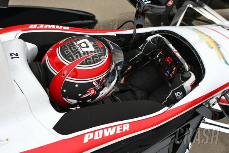 Power stays top at Barber on day 2