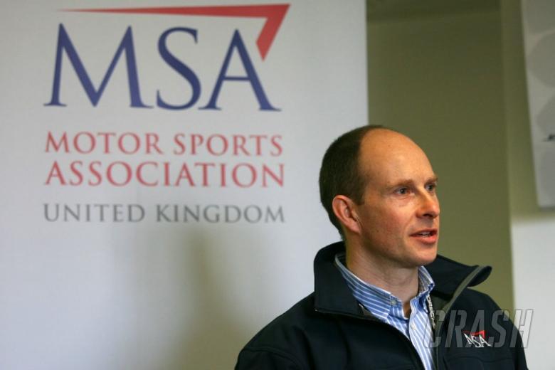 MSA appoints Taylor MD of International Motor Sports