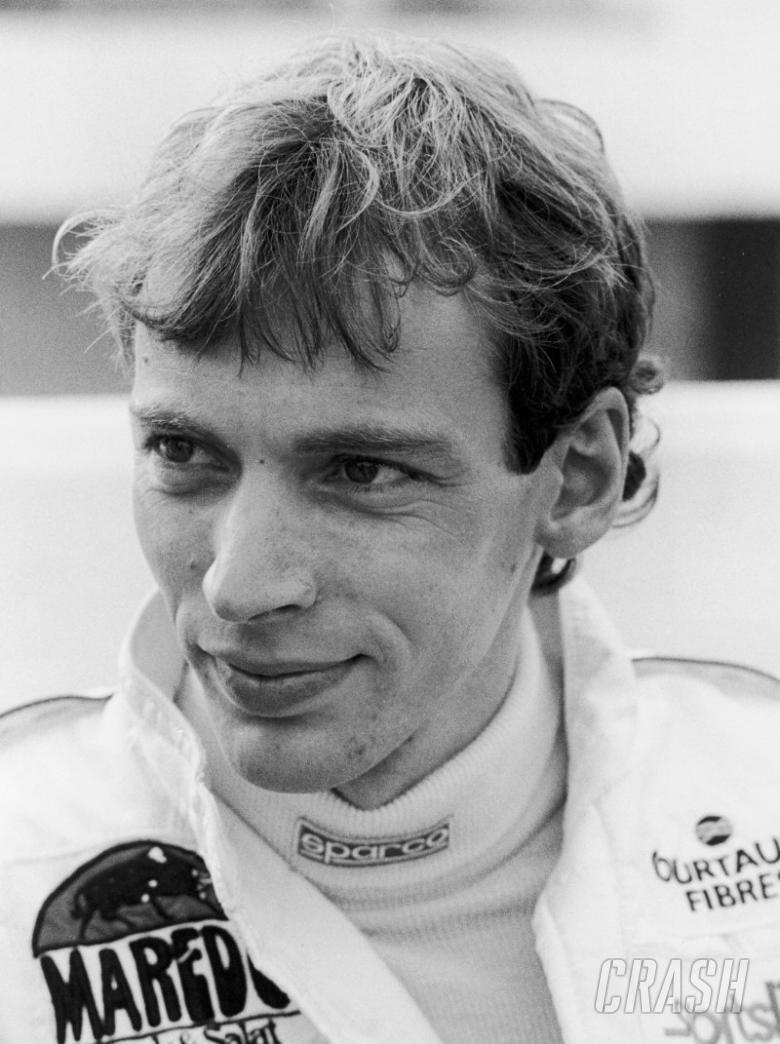 In memory of ... Stefan Bellof