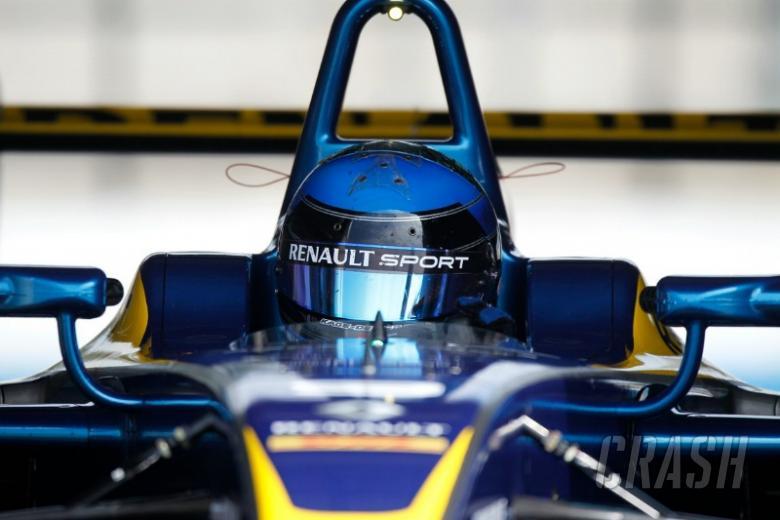 Prost bags inaugural Formula E pole