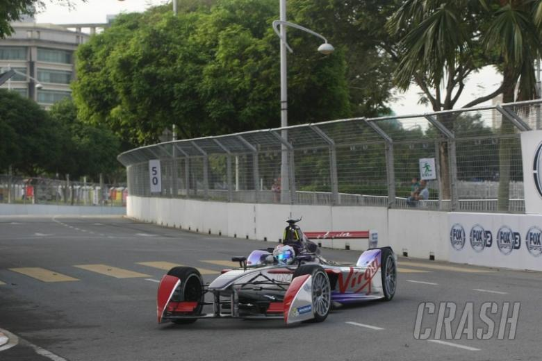 Buenos Aires ePrix - Race results