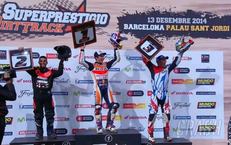 Spain launches Flat Track Championship