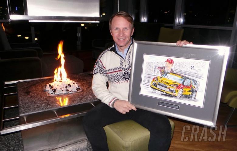 Solberg named Norway motorsport personality of 2014
