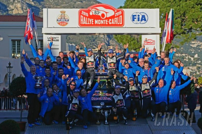 WRC: Volkswagen podium lockout delights Capito