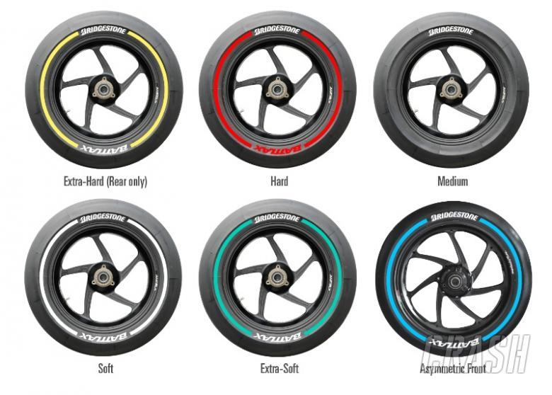Bridgestone expands MotoGP tyre line-up