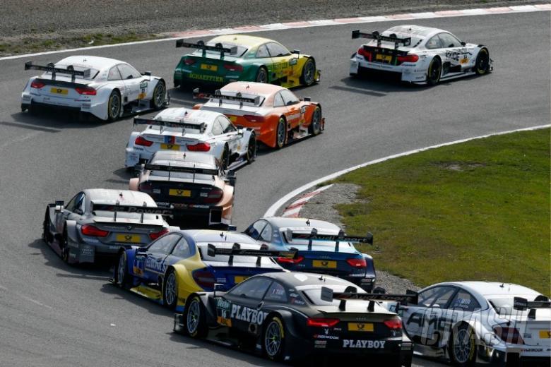 DTM enhances DRS race use