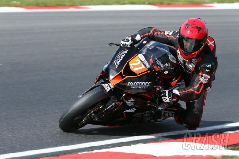 Harms remains with Lloyd & Jones/PR Racing