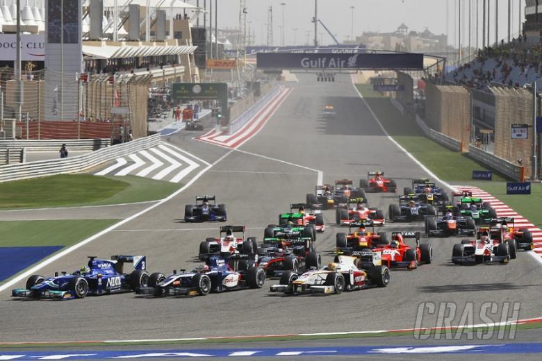 Jerez, Bahrain added to GP2 calendar for 2017