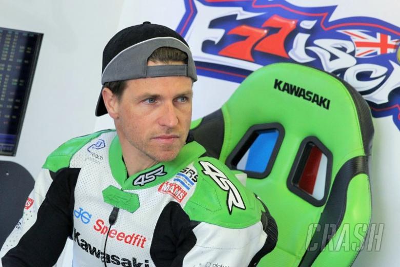 Ellison struggling with rear feeling on new Kawasaki