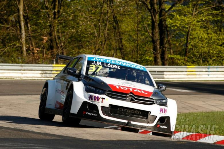 PICS: Lopez fastest in Nordschleife test