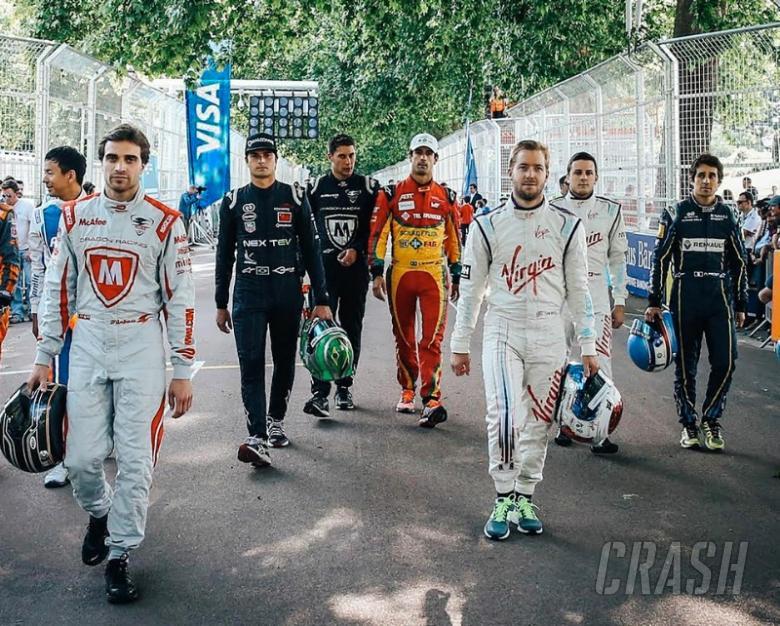 Formula E limits number of driver changes