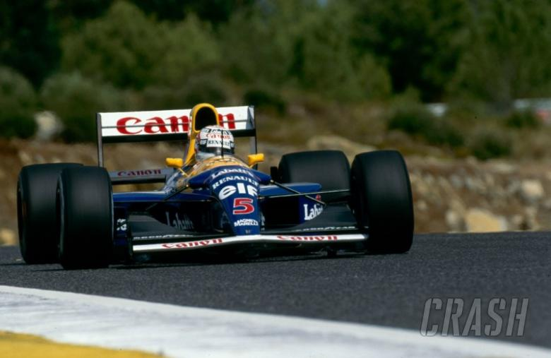 My Favourite Race - Paddy Lowe