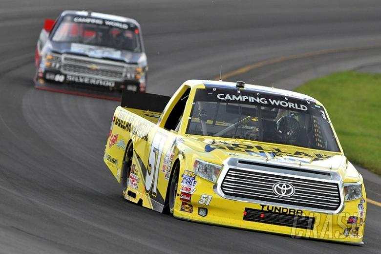 Pocono: Truck Series race results