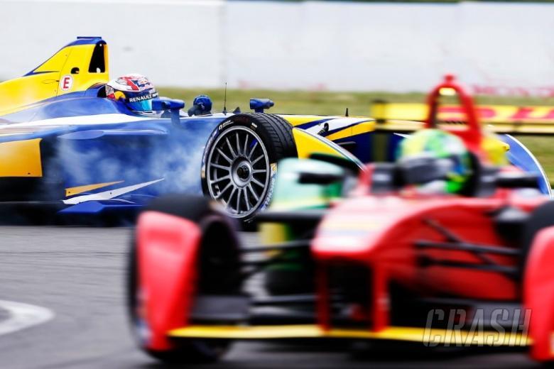 2015/16 Formula E driver line-up