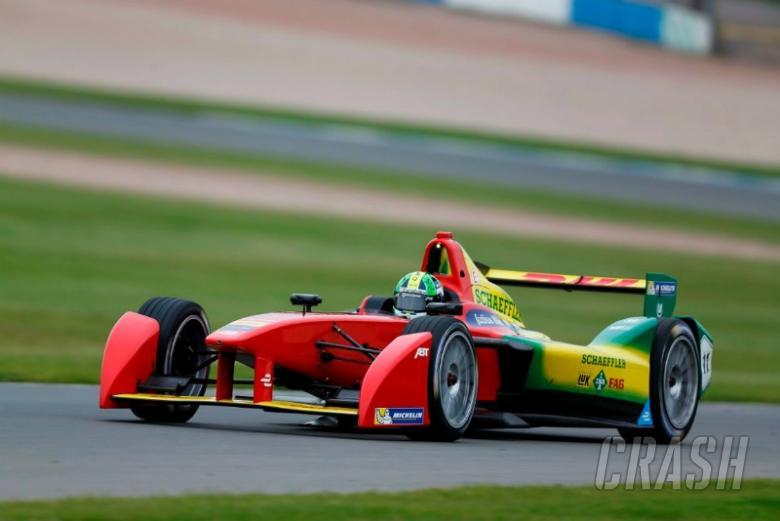 Formula E lap record broken again by di Grassi