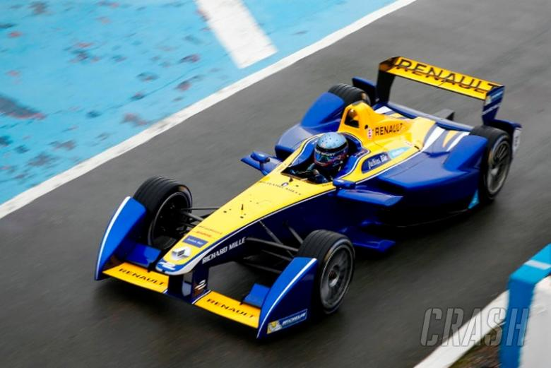 Prost on top as Renault e.dams dominate final test