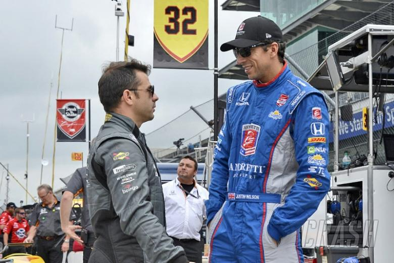 Servia to drive #25 at Sonoma in place of Wilson