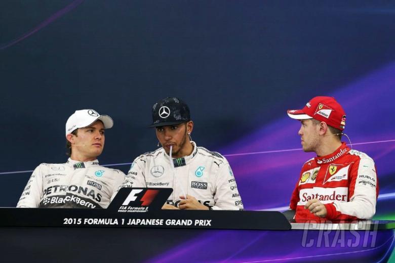 Rosberg left unimpressed with Vettel tyre pressure 'joke'