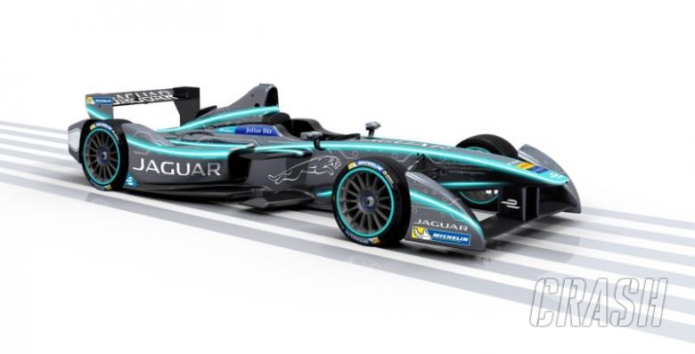 Jaguar confirms factory Formula E effort