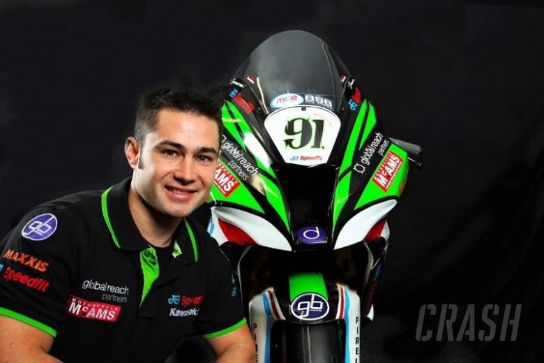 Haslam returns to BSB with JG Speedfit Kawasaki